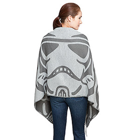 Star Wars Stormtrooper Blanket Scarf