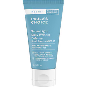 Paula's Choice Resist Super-Light Daily Wrinkle De