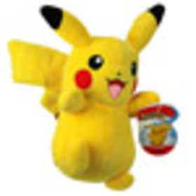 Pokemon: 8 Inch Pikachu Plush for  Collectibles