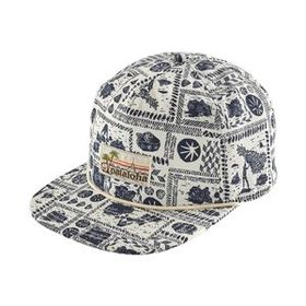 Pataloha® Stand Up® Hat, Opihi Man: Classic Navy (