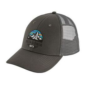 Fitz Roy Scope LoPro Trucker Hat, Timber Brown (TM