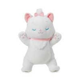 Disney Marie Cuddleez Plush - The Aristocats - Med