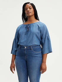 Levi's Meadow Top (Plus Size)