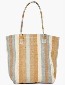 Lucky Brand Striped Tote
