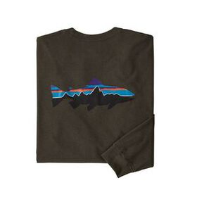 M's Long-Sleeved Fitz Roy Trout Responsibili-Tee®,