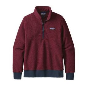 W's Woolyester Fleece Pullover, Oxide Red (OXDR)