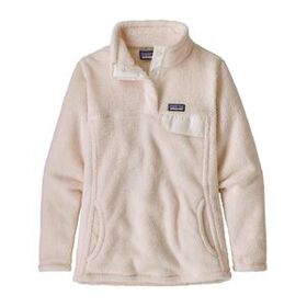 Girls' Re-Tool Snap-T® Pullover, Dark Currant - Da