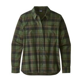 W's Long-Sleeved Catbells Shirt, Oxbow: Nomad Gree