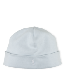 Ralph Lauren Cotton Interlock Hat