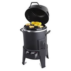 Char-Broil TRU-Infrared 3-in-1 Roaster, Smoker and