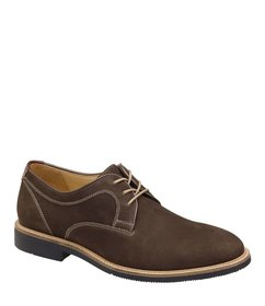 Johnston & Murphy Men's Barlow Plain Toe Oxford
