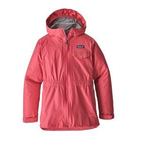 Girls' Torrentshell Jacket, Sierra Pink (SRAP)