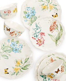 Lenox Butterfly Meadow Melamine Dinnerware Collect