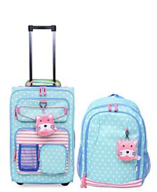 Crckt Kids 2-Pc. Printed Carry-On Suitcase & Backp