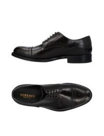 VERSACE - Laced shoes