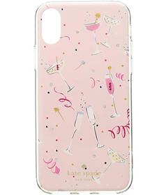 Kate Spade New York Jeweled Champagne Phone Case f