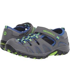 Merrell Grey/Lime/Cobalt