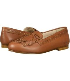 Chloe Kids Moccasins in Calf Leather