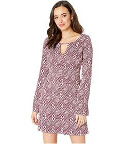 Stetson 2309 Wine Aztec Dress