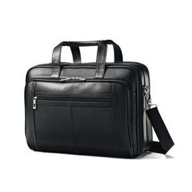 Samsonite Samsonite Leather Checkpoint Friendly Ca