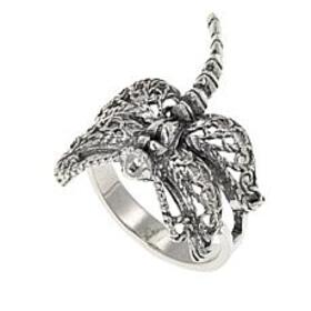 Ottoman Silver Jewelry Collection Dragonfly Filigr