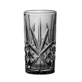 Godinger Dublin Midnight Highball Glasses (Set of