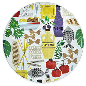 Boston International Antipasto Round Platter