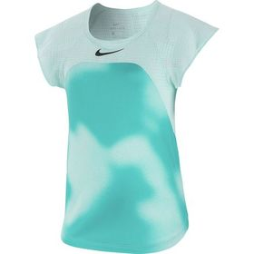 Nike Instacool Short-Sleeve Top - Girls'