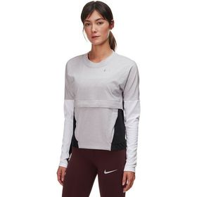 Nike Therma Sphere Long-Sleeve Top - Women's