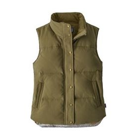 W's Bivy Vest, Fatigue Green (FTGN)