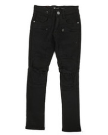 Arcade Styles ripped knee jeans (8-20)