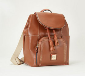 """""""As Is"""" Dooney & Bourke Smooth Leather Medium Back"""