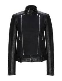 DIESEL BLACK GOLD - Biker jacket
