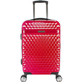 "Kathy Ireland Audrey 22"" Expandable Hardside Spinn"