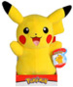 Pokemon 12 Inch Pikachu Plush for Collectibles