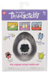The Original Tamagotchi White with Black for Colle