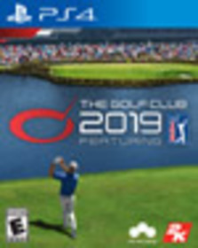 The Golf Club 2019 Featuring PGA Tour for PlayStat