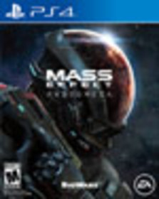 Mass Effect Andromeda for PlayStation 4
