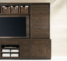 Pottery Barn Kenwood Media Cabinet