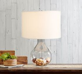 Pottery Barn Atrium Table Lamp