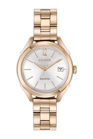 Citizen Women's Standard Stainless Steel Eco-Drive