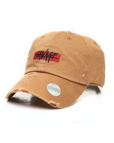 Buyers Picks savage distressed dad hat