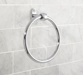 Pottery Barn Covington Towel Ring