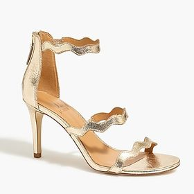 J. Crew Factory factory womens Metallic crackle th