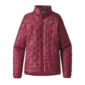 W's Micro Puff® Jacket, Arrow Red (ARWD)