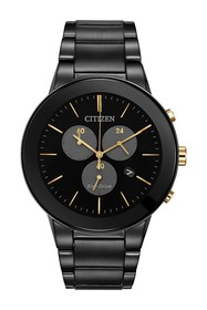 Citizen Men's Standard Stainless Steel Eco-Drive W