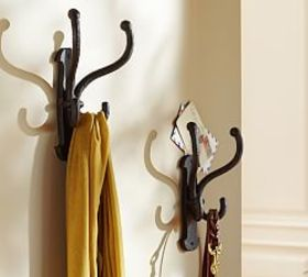 Pottery Barn Moran Double Hook