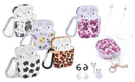 AirPod Case Cover and Accessory Pack (7-Piece)