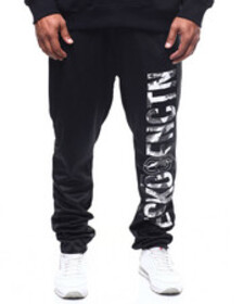 Ecko brushed poly g jogger (b&t)