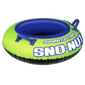 Sportsstuff Inflatable 48-Inch Sno-Nut Snow Tube W